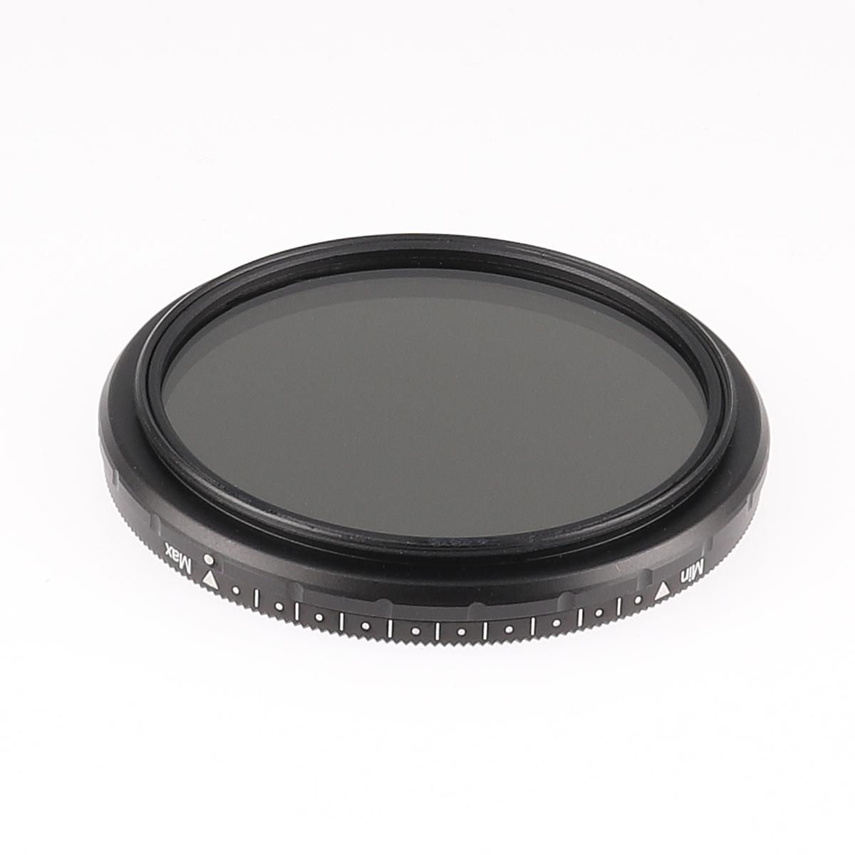 Fotga Ultra Slim Hd Fader Variable Adjustable Nd2 To Nd400 Neutral Density Nd Filter With Stops 55mm Fotga Official Website